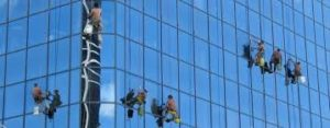 window cleaners in London