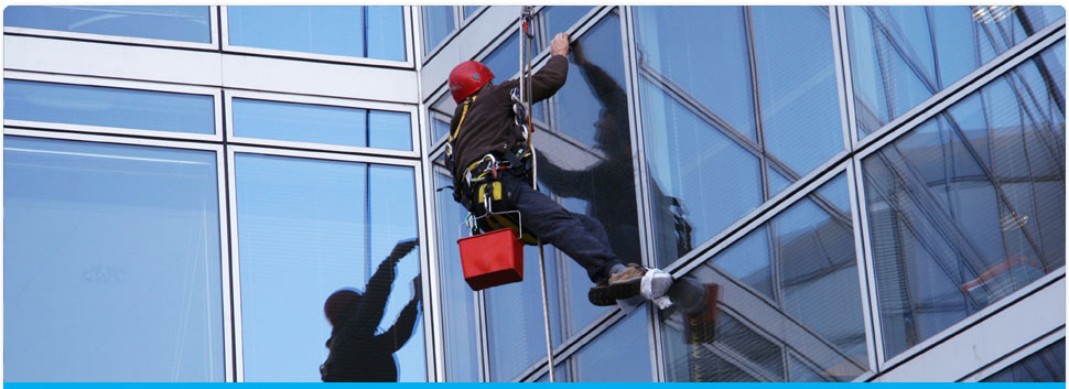 window cleaning company in London